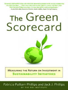National Geographic recognizes ROI Institute's contribution to green business initiatives